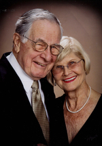 Kenneth R. and Betty Hiner  Carnahan
